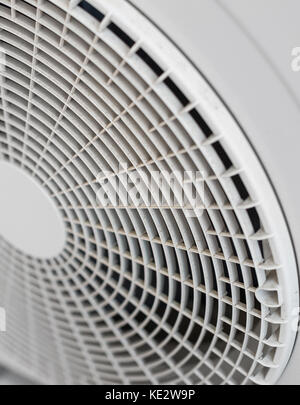 Part of air-conditioning system outdoors. - Stock Photo