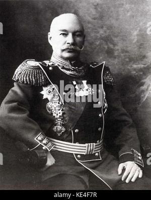 August Langhoff 1900 - Stock Photo