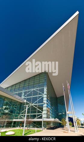 Colorado Convention Center, Denver, Colorado, USA - Stock Photo