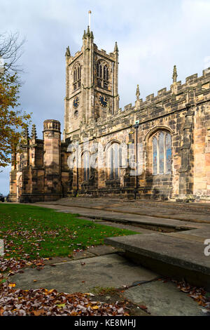 Priory Church of St Mary, Lancaster - Stock Photo