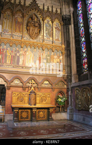 Notre dame de la treille cathedral lille nord france - Eglise notre dame de la treille lille ...