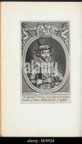 The Right Honble. Sr. Francis Bacon, baron of Verulam, viscount of St. Albans, Ld. high chancellor of England (NYPL - Stock Photo