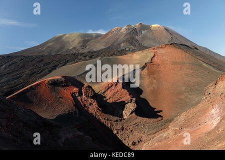 Mount Etna - Stock Photo