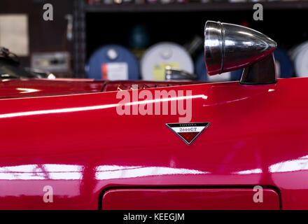 1968 Toyota 2000GT - Stock Photo