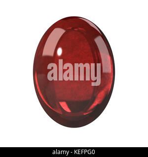 Garnet, Jewel, Gem - Stock Photo