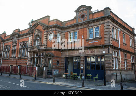 Windsor, UK. 20th October, 2017. The Old Court, formerly home to the Firestation Arts Centre, will now house a new - Stock Photo