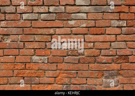 Old brick wall. Background texture. - Stock Photo