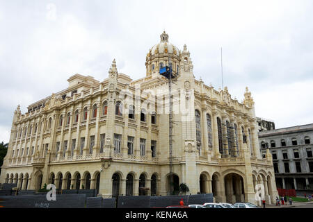 Havanna Cuba La Habana City Caribbean Kuba . - Stock Photo