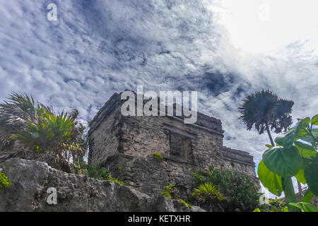Mexico, Yucatan, Tulum - Stock Photo