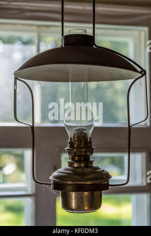 Kerosene Lamp - Stock Photo