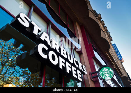 starbucks czech republic The coffeehouse giant plans several stores in milan but italian coffeehouse  owners aren't particularly worried as one told us, they're not even.