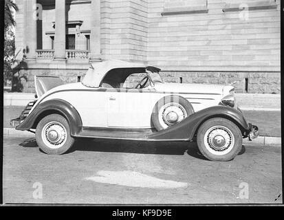 19226 1935 Chevrolet Master Roadster taken for Liberty Motors for