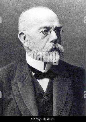 Robert koch german microbiologist stock photo royalty for Koch hermann