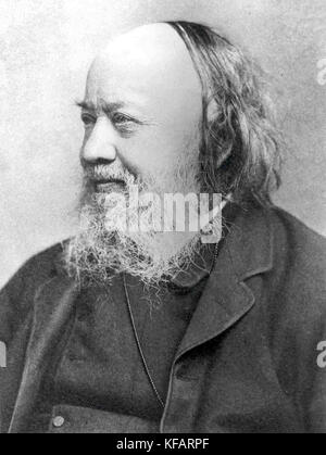 Sir Edwin Chadwick, English social reformer who worked to reform the Poor Laws and to improve sanitation and public - Stock Photo