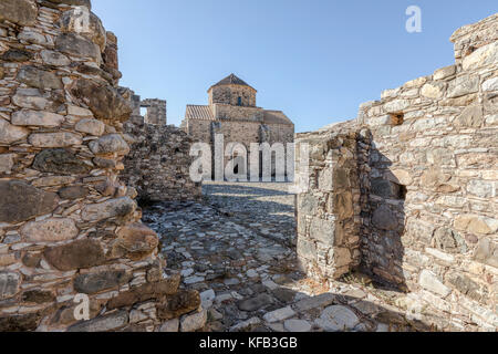 Panagia tou Sinti Monastery, Paphos, Cyprus - Stock Photo