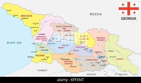 map with flag of Armenia Stock Photo Royalty Free Image