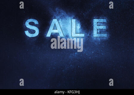 Sale Poster, Sale promotion, Marketing concept, shopping concept. - Stock Photo