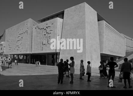 Valletta Parliament Building - Stock Photo