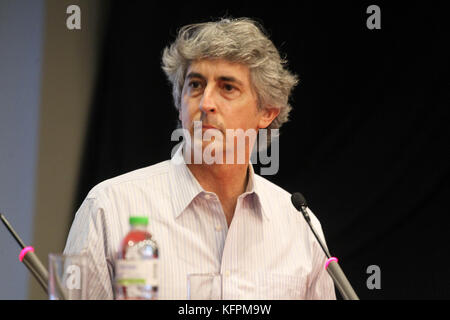 Athens, Greece. 31st Oct, 2017. Greek - American director ALEXANDER PAYNE give a press conference during the 30th - Stock Photo
