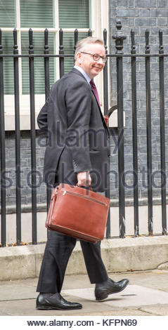 Great Britain. October 31st, 2017. UNITED KINGDOM, London: British Secretary of State for Environment, Food and - Stock Photo
