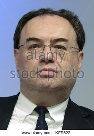 File photo dated 01/12/15 of Financial Conduct Authority (FCA) chief executive Andrew Bailey, who has warned that - Stock Photo
