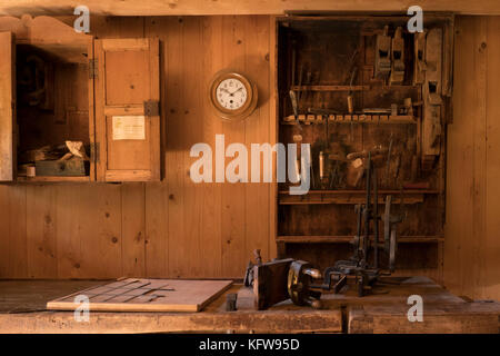 ... Joinery In The Artisan House   Handwerkerhaus In The Markus Wasmeier  Farm And Winter Sports Museum
