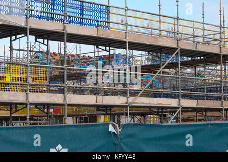 New houses being built for the rental market, Middleton,Rochdale, Greater Manchester, England, UK. - Stock Photo