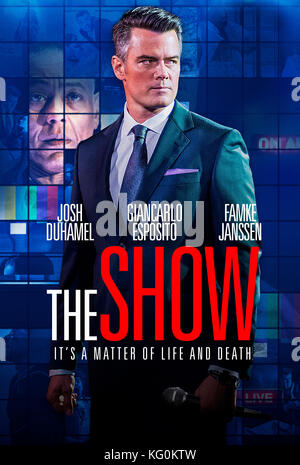 RELEASE DATE: September 15, 2017 TITLE: The Show STUDIO: Lionsgate DIRECTOR: Giancarlo Esposito PLOT: An unsettling - Stock Photo