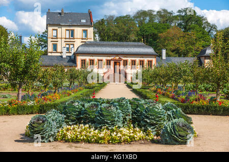 pretlack sches gartenhaus prinz georg garten prince george garden stock photo 15092912 alamy. Black Bedroom Furniture Sets. Home Design Ideas
