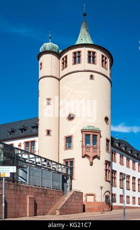 Speyer, Rheinland-Pfalz, Germany :  Historisches Museum der Pfalz Speyer - Stock Photo