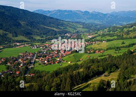 Bad Hindelang, Allgau, Bavaria, Germany, Europe