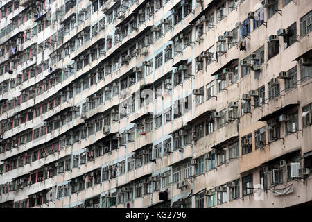 Most Populated Apartment Building In The World