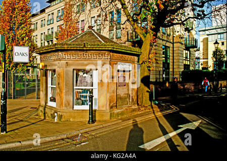 Montpellier Gardens, Harrogate, North Yorkshire - Stock Photo