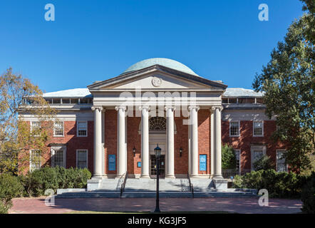 The Morehead Planetarium and Science Center, University of North Carolina at Chapel Hill, North Carolina, USA Stock Photo