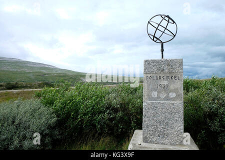 Norway,Artic Circle - Stock Photo