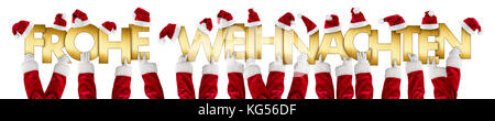 red christmas alphabet with happy letters stock photo. Black Bedroom Furniture Sets. Home Design Ideas