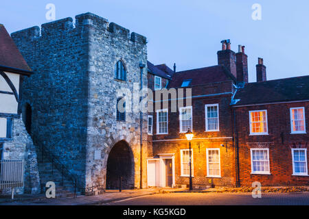 England, Hampshire, Southampton, Westgate - Stock Photo