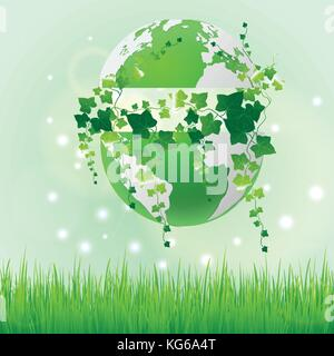 green business background vector. it can be applied for kinds of media presentation such as background,backdrop,illustration,poster,printing - Stock Photo