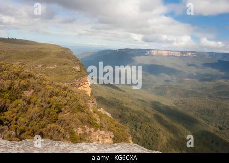 Landscape in Australia - Stock Photo