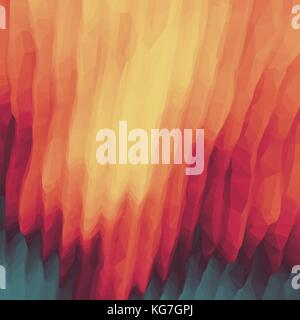 Lava. Abstract background. Modern pattern. Vector Illustration For Your Design. - Stock Photo