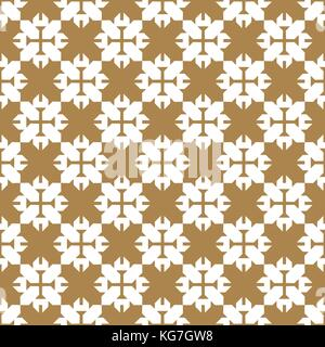 Seamless geometric background. Abstract vector Illustration. Simple graphic design. Pattern for textile printing, - Stock Photo