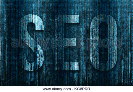 SEO - search engine optimization - Stock Photo