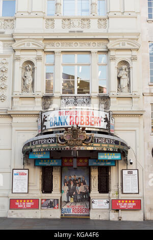 Criterion Theatre London - Stock Photo