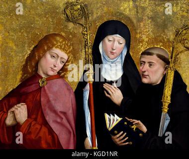 Saint Scholastica In Fine Art Paintings