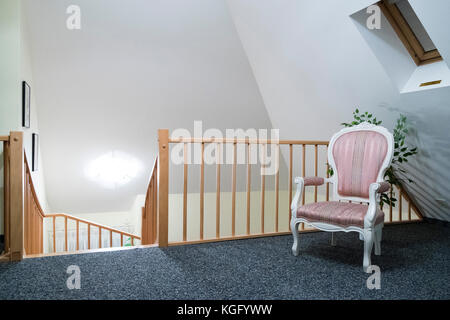 Switzerland,Canton Fribourg,Bulle,hotel - Stock Photo