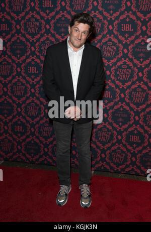 New York, United States. 08th Nov, 2017. New York, NY - November 8, 2017: Michael Showalter attends season 2 premiere - Stock Photo