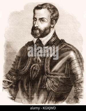 biography of king charles i of spain 1500 1558
