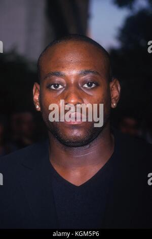 Omar Epps at the premiere of 'In Too Deep' at the Chelsea West in New York City.  August 23, 1999  Credit: RTSpellman/MediaPunch/ - Stock Photo