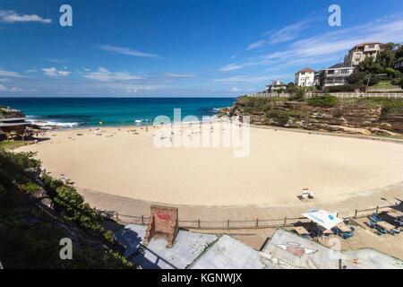 Tamarama beach,Sydney, NSW, New South Wales, Australia - Stock Photo