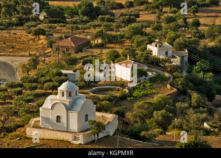 Greece, Aegean Islands, Karpathos island, - Stock Photo